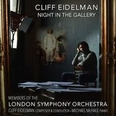 Саундтреки Cliff Eidelman – Night in the Gallery / OST Cliff Eidelman – Night in the Gallery